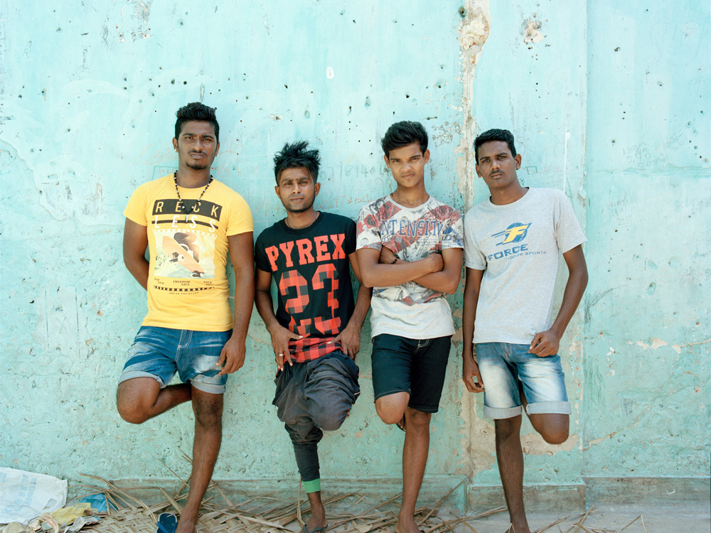 JAFFNA BOYS